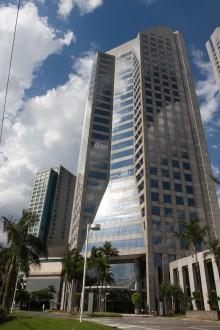One of Brazil's hi-tech hubs. Image via Nelson Almeida/AFP/Getty Images