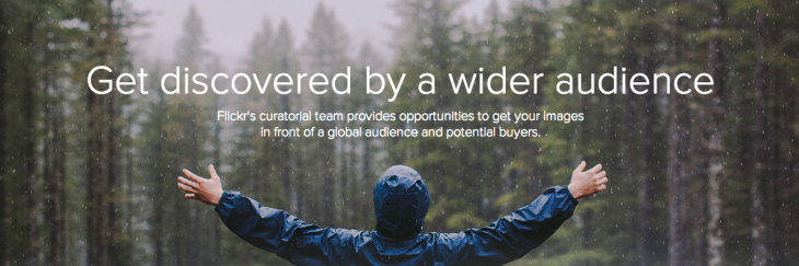 Flickr's Marketplace program helps photographers license their work and find original assignments ...