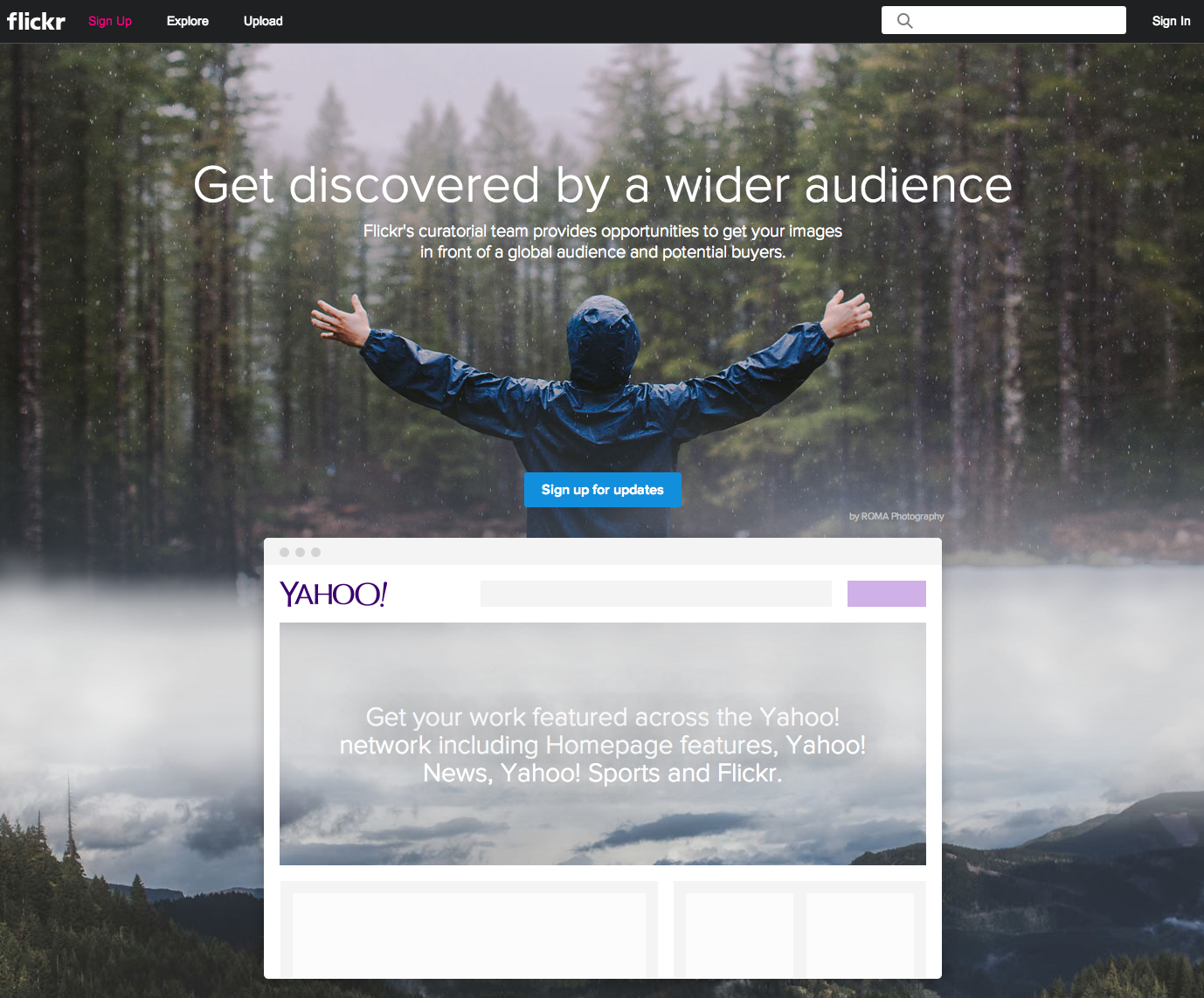 Flickr Marketplace Helps Photographers Get Paid for Images