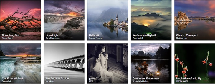 500px launches Insights for iPhone to help photographers track their stats