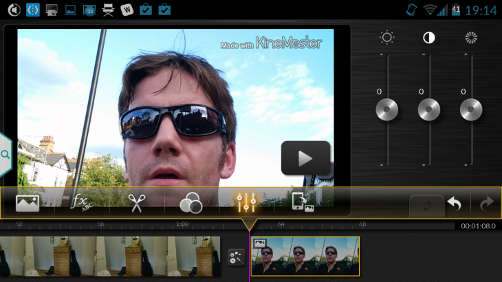 Screenshot 2014 07 25 19 14 181 730x410 How to shoot, edit and publish videos from your Android smartphone
