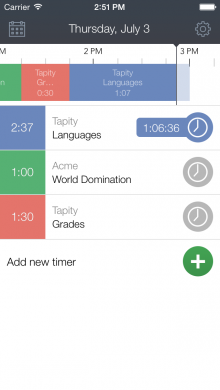 TimerRunning 220x3901 20 of the best new iOS apps from July