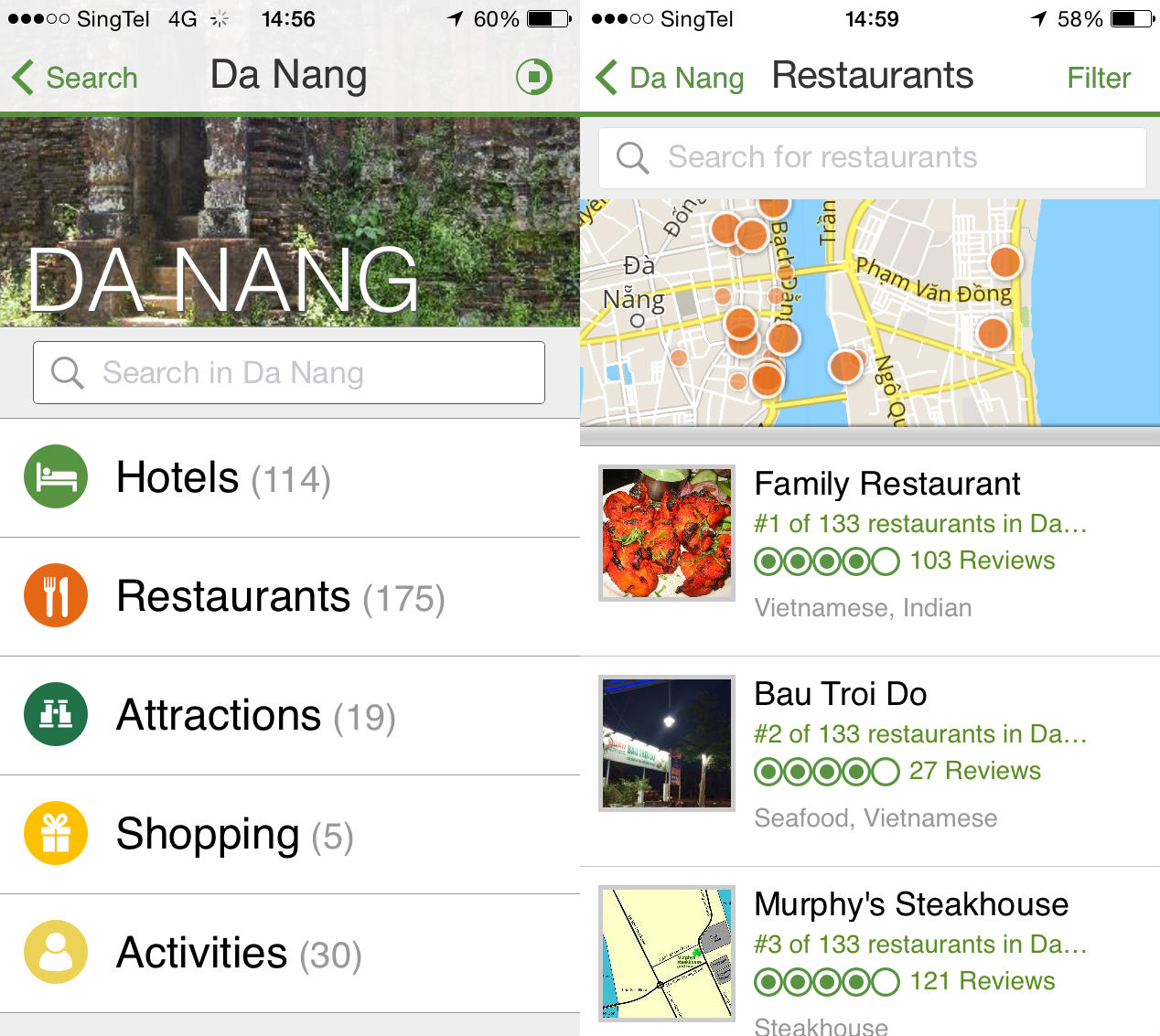 Tripadvisors App Gets An Offline Feature