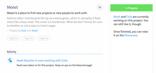 View Project (in progress) v1.1c