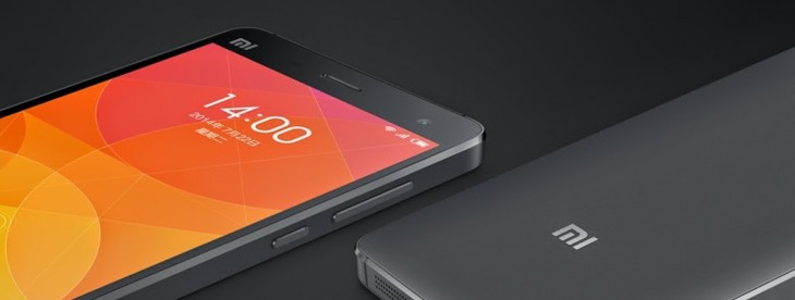 Xiaomi unveils its new flagship smartphone, the Mi 4, with a metal frame