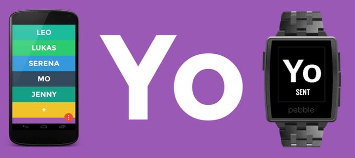 Yo-Pebble
