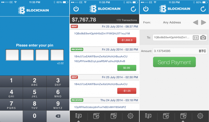 blockchain 730x429 Blockchains Bitcoin wallet returns to App Store after being pulled by Apple