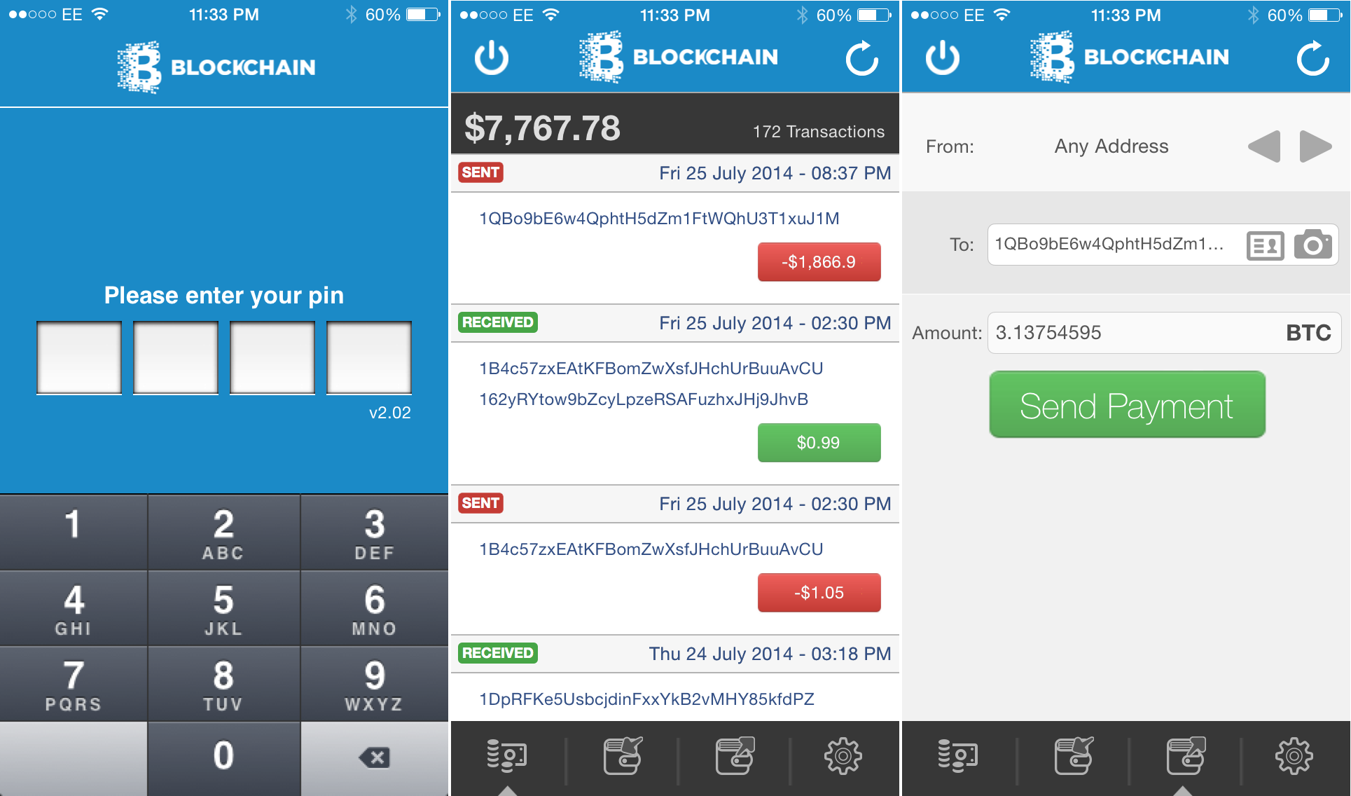 Bitcoin Trading App Iphone