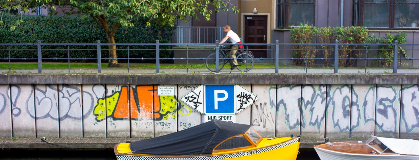 Now You Can Take a Cycling Tour of Berlin Without Leaving Your Chair