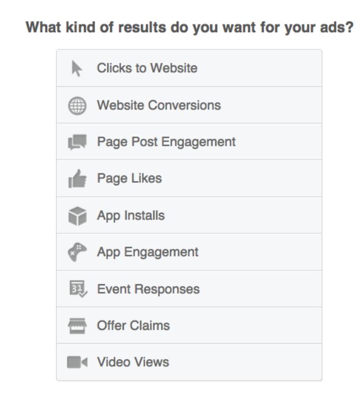 fb ad choices