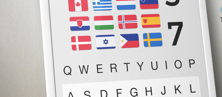 Fleksy brings 17 new languages to its smart keyboard app for Android