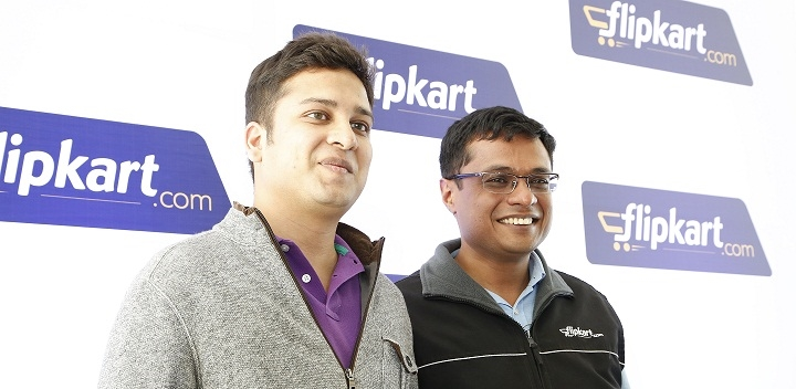 flipkart fouders Flipkart raises $1 billion to strengthen its bid to own Indias e commerce space