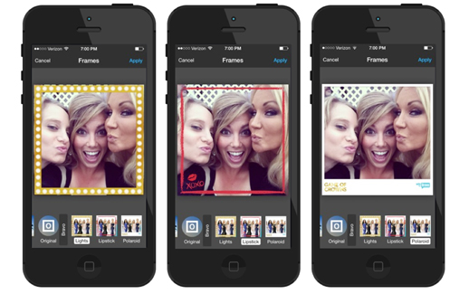 Bravo partners with Aviary to boost pageant reality show fans' selfie esteem