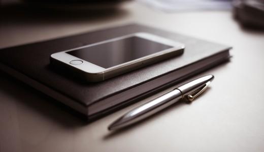 iphone 5 diary pen book