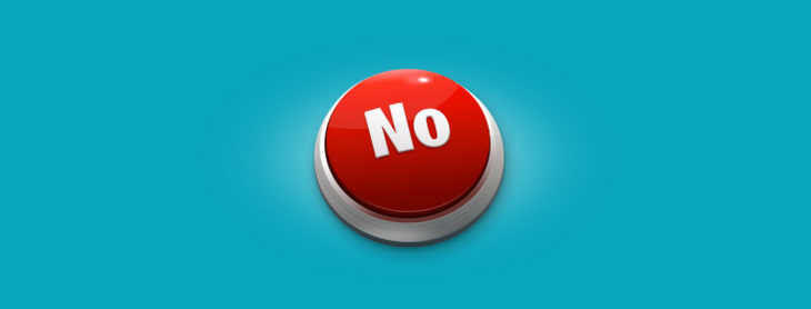 "The customer is mostly wrong: How to use ""No"" to keep your competitive edge"