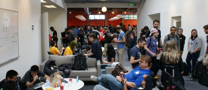 Inside Y Combinator's first hackathon