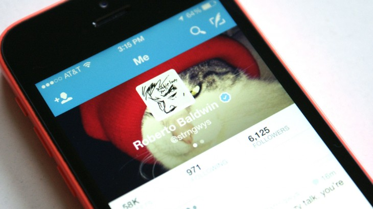 Twitter for mobile now alerts verified accounts when they follow each other because they're ever ...
