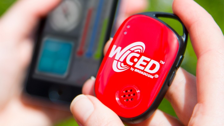 Broadcom uses its new Wiced Sense Internet of Things quick prototyping device to woo new customers
