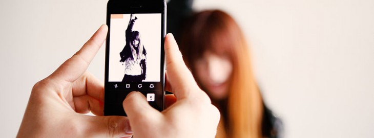 Camu for iPhone puts an elegant spin on social photography