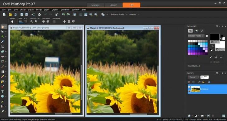 Corel PaintShop Pro X7