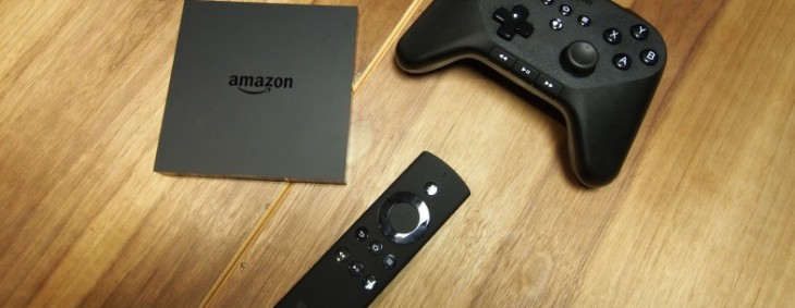 Amazon Fire TV now available in the UK for £79