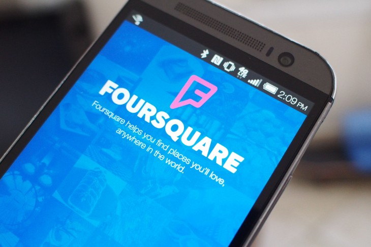 You can now use Foursquare without creating an account