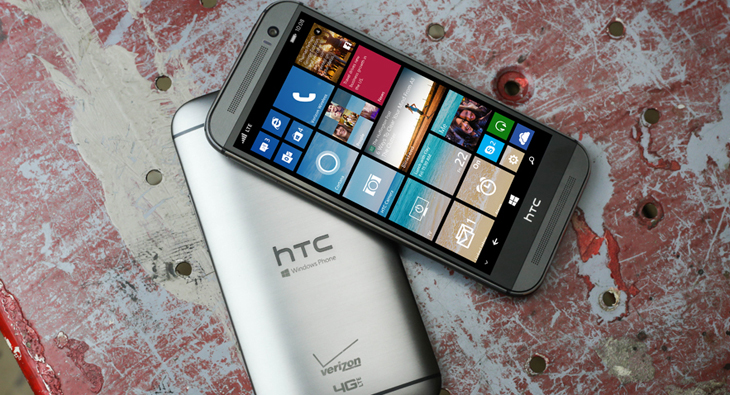 HTC One (M8) for Windows officially launched as a Verizon exclusive, available today for $99 up-front ...