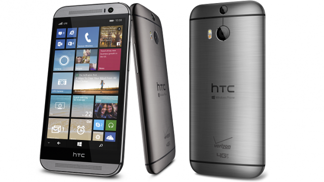 HTC One M8 for Windows Coming to More Carriers in 2014