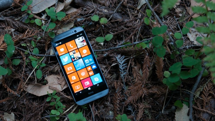 Even Microsoft's Windows Phone chief is using an iPhone
