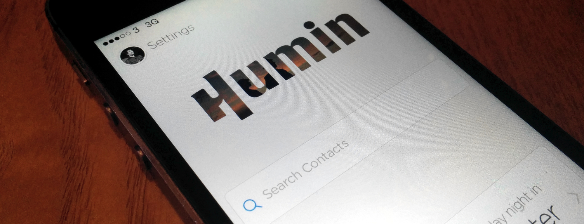 Why Humin Could Replace Your iPhone's Phone App