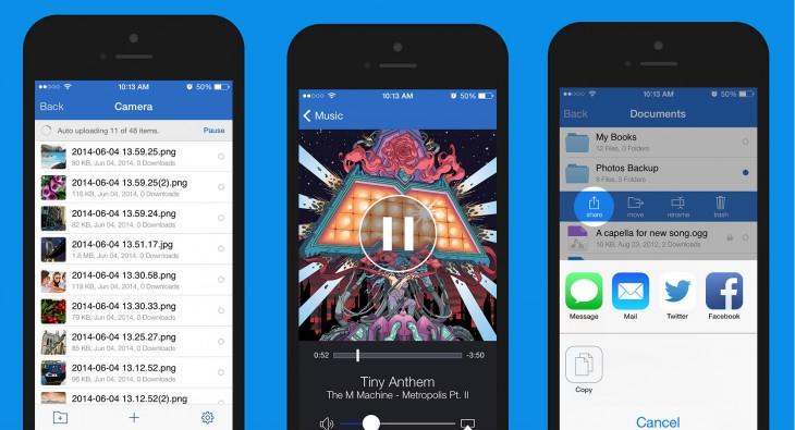 MediaFire-iOS