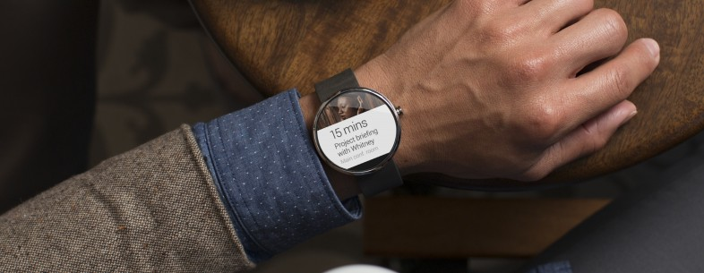 Motorola will launch the Moto 360 and new Android smartphones on September 4
