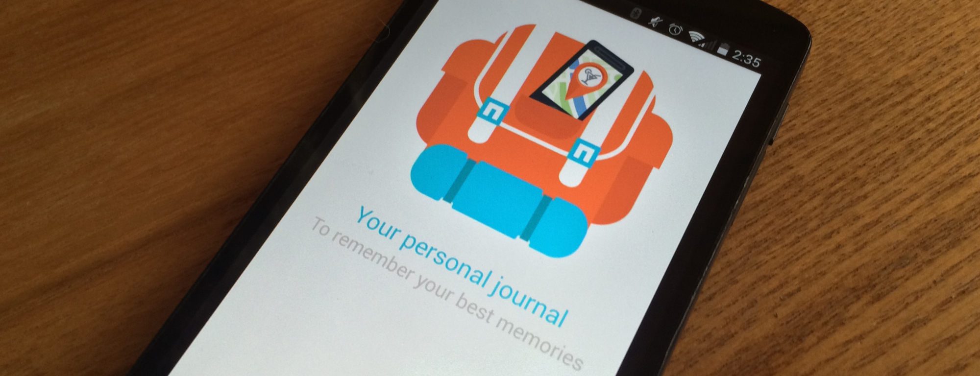 Automatic Diary App Rove Hits Android