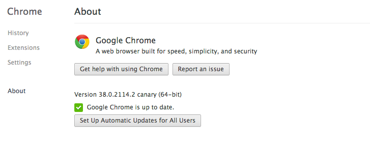 Google Launches 64-bit Version of Chrome Canary for Mac OS X