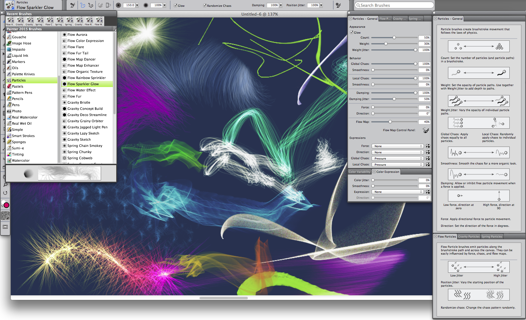 Corel Painter 2015 upgrade offers new brushes, mobile focus
