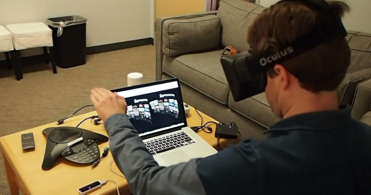 Netflix built an experimental 3D room UI for the Oculus Rift