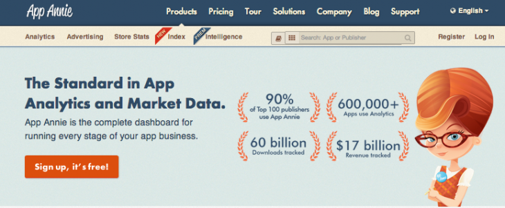 App-Annie-Screenshot