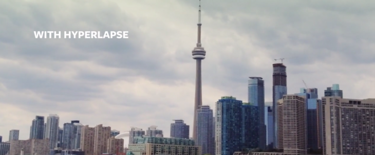 Instagram explains the technology behind its new Hyperlapse app