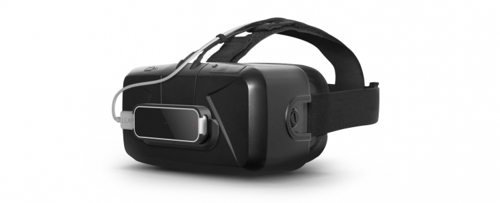 Leap Motion releases VR Developer Mount and teases prototype Dragonfly sensor for VR headsets