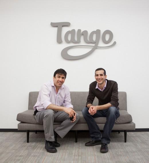 Tango Culture - Uri & Eric_logo