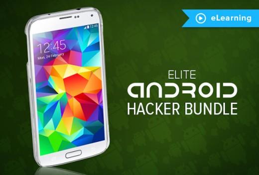 The Elite Android Hacker Bundle