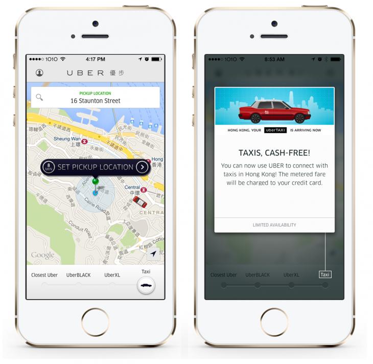 Uber-Taxi-HK
