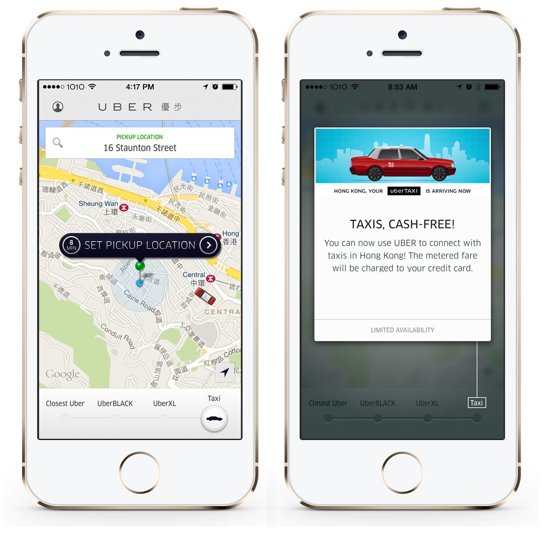 uber booking