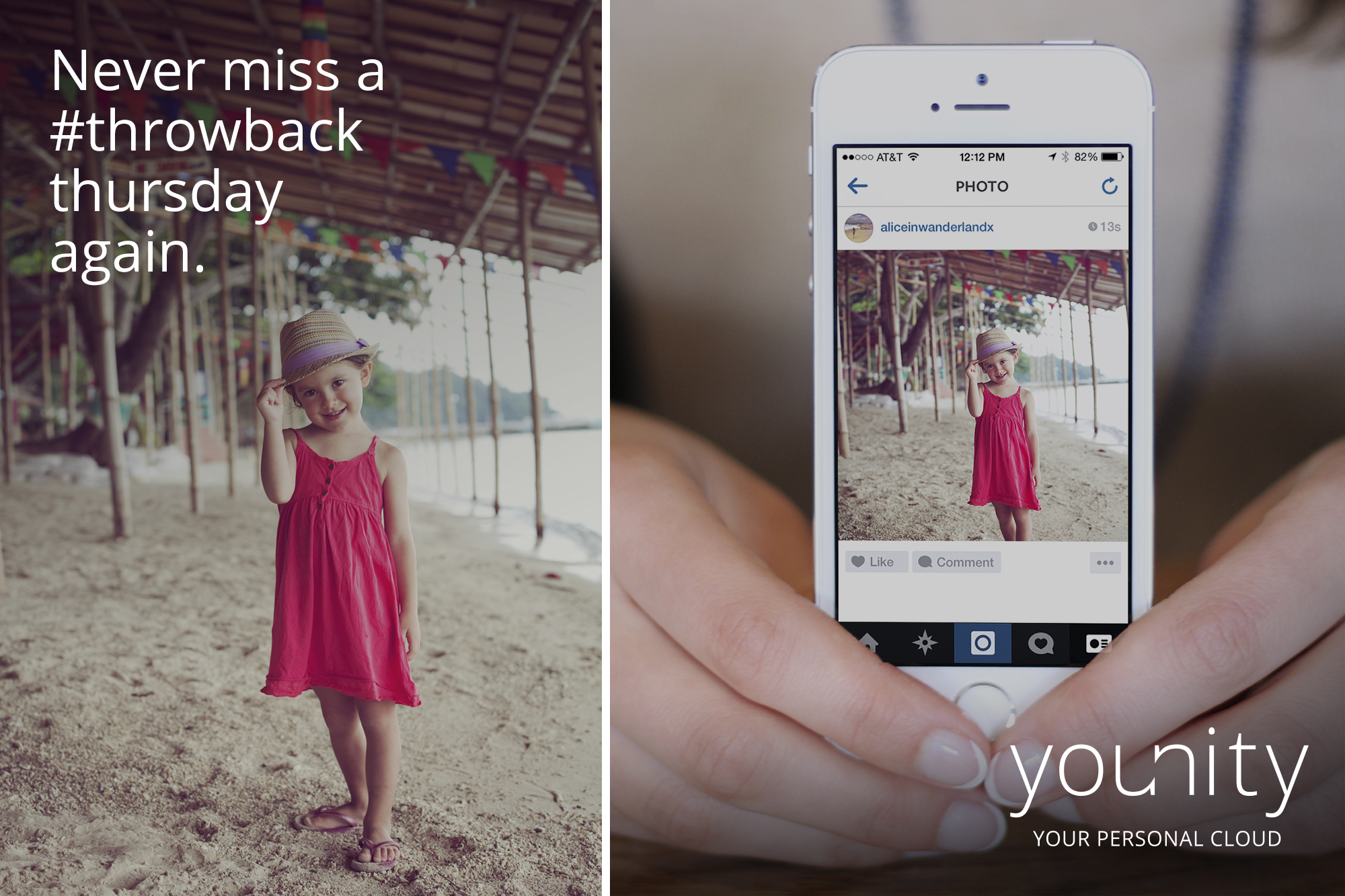 Younity's Personal Cloud Service Adds Instagram Support For Easier