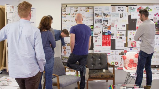 airbnb redesign process