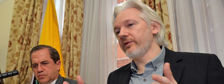 UK officials: We never detained WikiLeaks founder