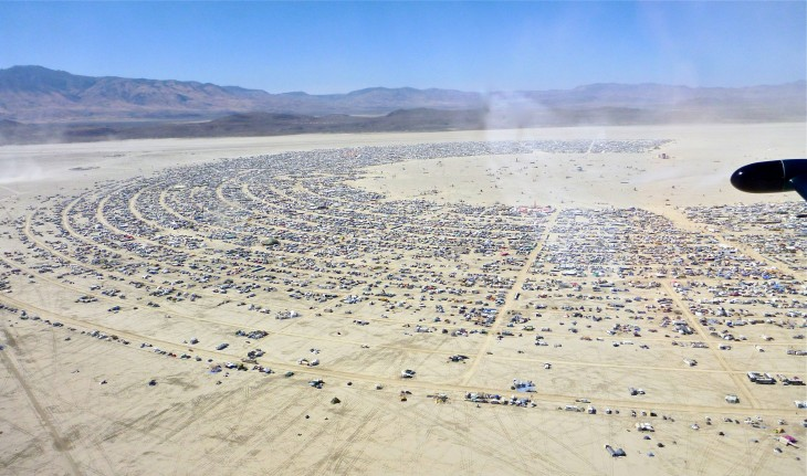 How to find your friends at this year's Burning Man festival