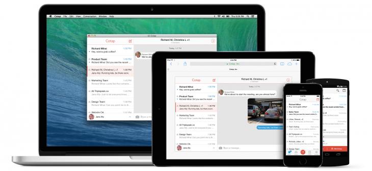 Cotap brings its enterprise messaging service to the desktop