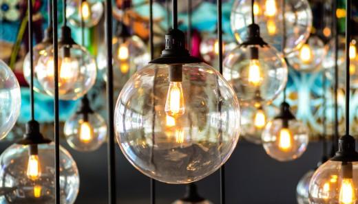design lightbulbs