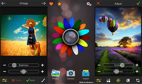 FX Photo Studio app update features interface overhaul and augmented special effects